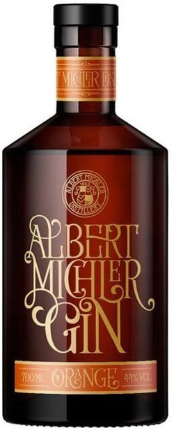 Albert Michler Gin Orange 0,7l 44%