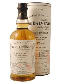 Balvenie Single Barrel 15y 0,7l 47,8%