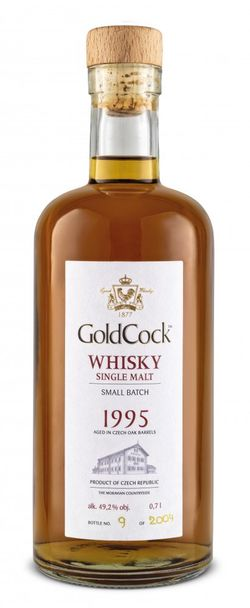 Gold Cock Whisky 20y 1995 0,7l 49,2%
